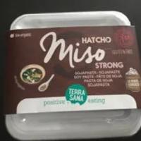Hatcho miso bouillon - Terrasana