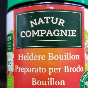 Bouillon poeder - Natur Compagnie