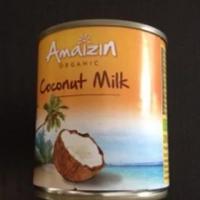 Cocosmelk blikje - Amaizin