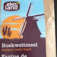 Boekweitmeel - Ekoland