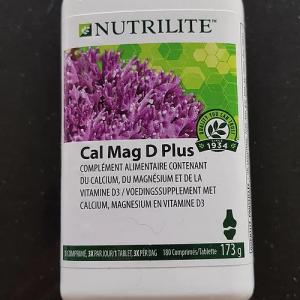 Calcium Magnesium met Vit D